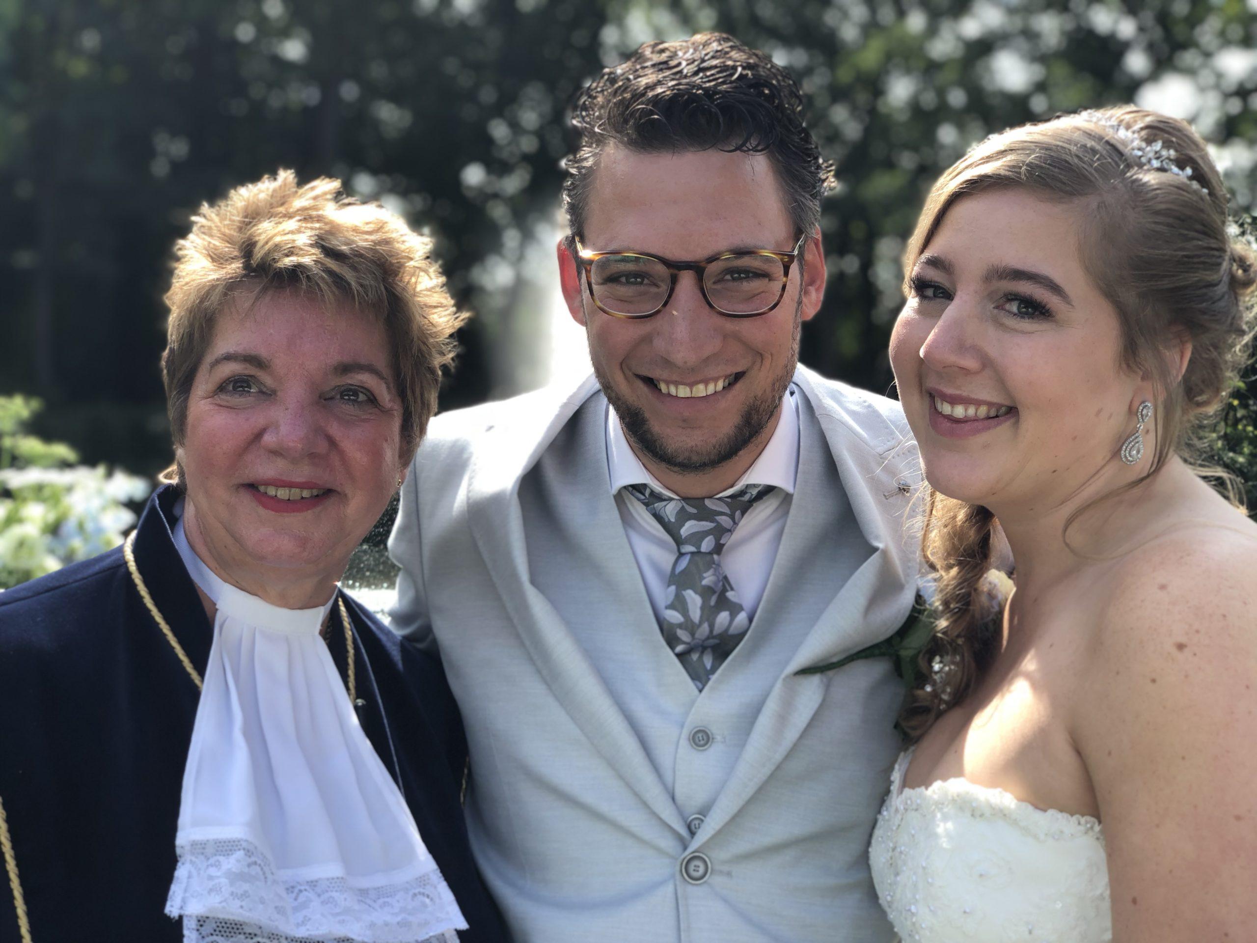 Ceremonieel huwelijk
